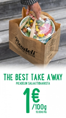 The best take away Finland